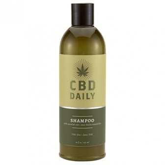 CBD Daily Shampoo 473ml