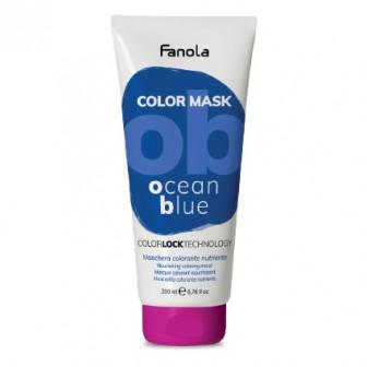 Fanola Color Mask Ocean Blue 200ml