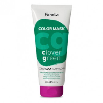 Fanola Color Mask Clover Green 200ml