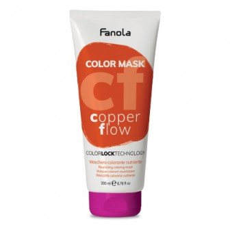 Fanola Color Mask Copper Flow 200ml