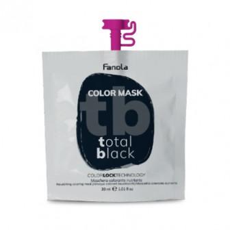 Fanola Color Mask Total Black 30ml
