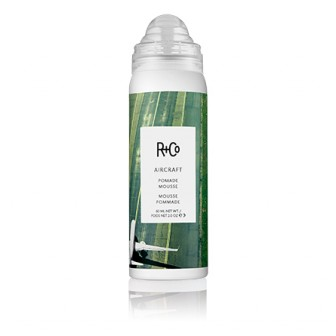 R+Co Aircraft Pomade Mousse Travel Size 60ml