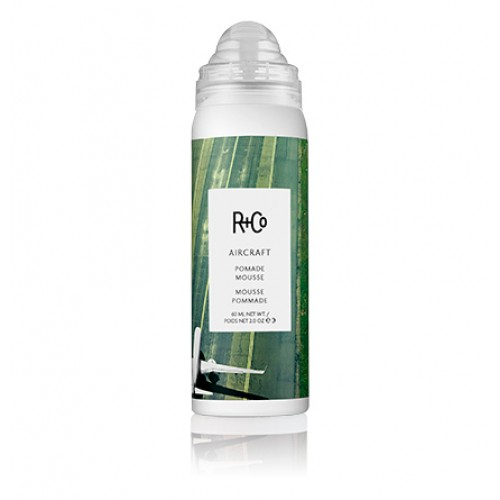R+Co AIRCRAFT Pomade Mouse Travel 75g