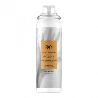 R+Co Bright Shadows Dark Blonde Root Touch Up Spray 59ml
