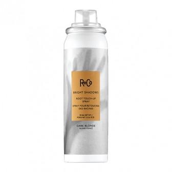 R+Co Bright Shadows Dark Blonde Root Touch Up Spray 59ml