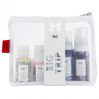 R+Co Holiday Big Trip Thickening Kit