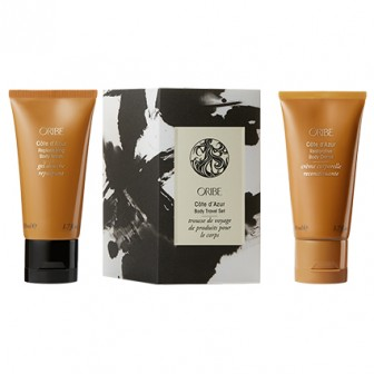 ORIBE Cote d' Azur Travel Body Collection 2018
