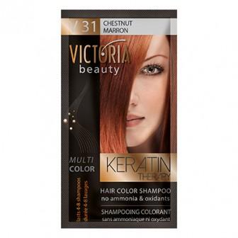 Victoria Beauty V31 Chestnut Shampoo 40ml