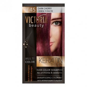 Victoria Beauty V45 Dark Cherry Shampoo 40ml