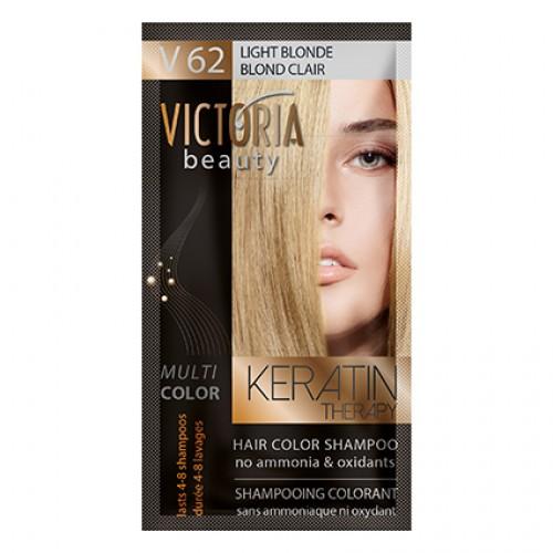 Victoria Beauty V62 Light Blonde Shampoo 40ml