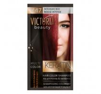 Victoria Beauty V47 Intense Red Shampoo 6pc