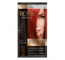Victoria Beauty V49 Ruby Shampoo 6pc
