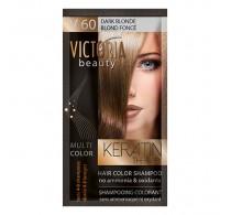 Victoria Beauty V60 Dark Blonde Shampoo 6pc