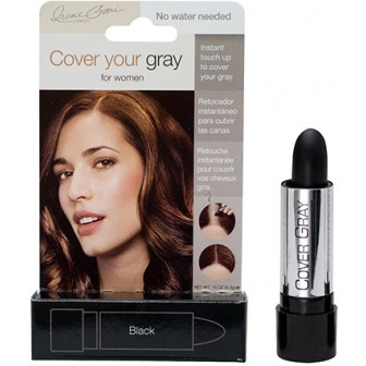 Cover Your Gray Hair Colour Touch-up Stick Black