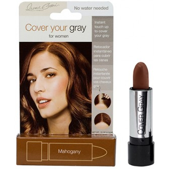 Cover Your Gray Hair Colour Touch-up Stick Mahogany