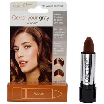 Cover Your Gray Hair Colour Touch-up Stick Auburn