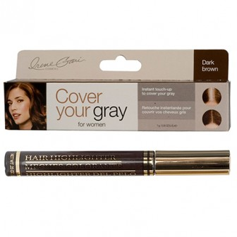 Cover Your Grey Dark Brown Colour Wand