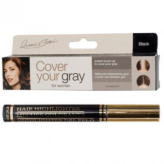 Cover Your Gray Black Colour Wand