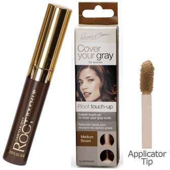 Irene Gari Cover Your Gray Root Touch-Up - Medium Brown