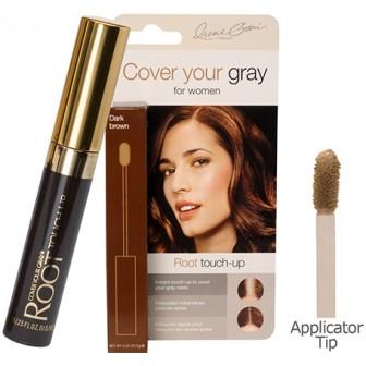 Irene Gari Cover Your Gray Root Touch-Up - Dark Brown
