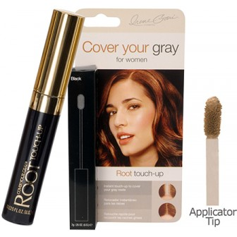 Irene Gari Cover Your Gray Root Touch-Up - Black