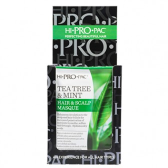 Hi-Pro-Pac Coconut Oil & African Shea Butter Moisture Hair Masque 12pc x 52ml