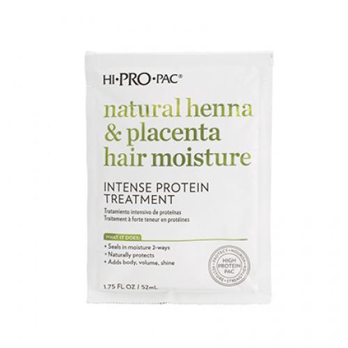 HI PRO PAC Henna & Placenta Hair Moisture 52ml