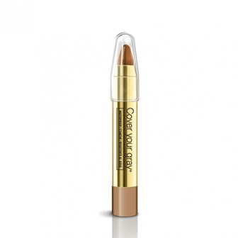 Cover Your Gray Waterproof Hair Colour Touch-up Pencil Medium Brown
