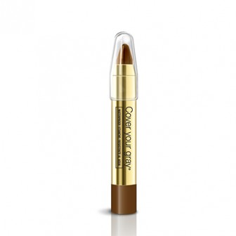 Cover Your Gray Waterproof Hair Colour Touch-up Pencil Dark Brown