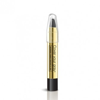 Cover Your Gray Waterproof Chubby Pencil Black