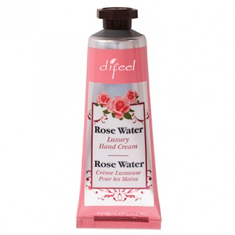 Difeel Rosewater Hand Cream 42ml