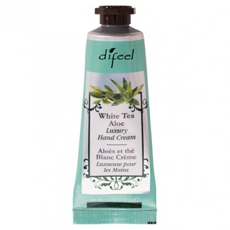 Difeel White Tea And Aloe Hand Cream 42ml