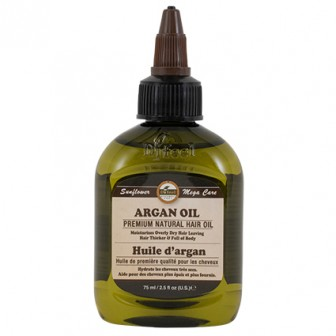 Difeel Argan Premium Natural Hair Oil 75ml