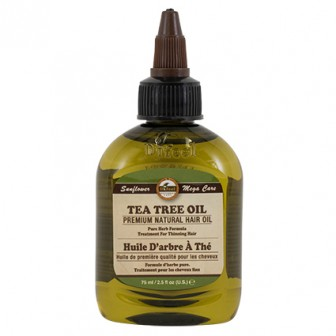 Difeel Tea Tree Premium Natural Hair Oil 75ml