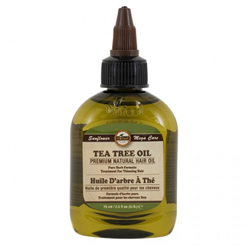 Difeel Tea Tree Hair Oil 75ml