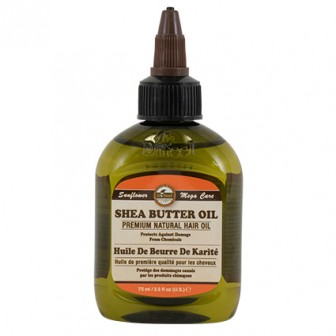 Difeel Shea Butter Premium Natural Hair Oil 75ml