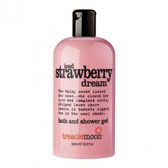 Treaclemoon Iced Strawberry Dream Bath & Shower Gel 500ml