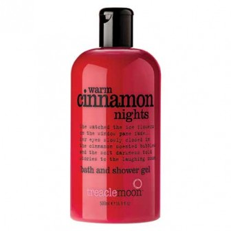Treaclemoon Warm Cinnamon Nights Bath and Shower Gel
