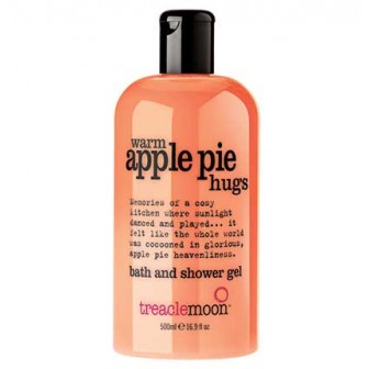 Treaclemoon Warm Apple Pie Hugs Bath and Shower Gel