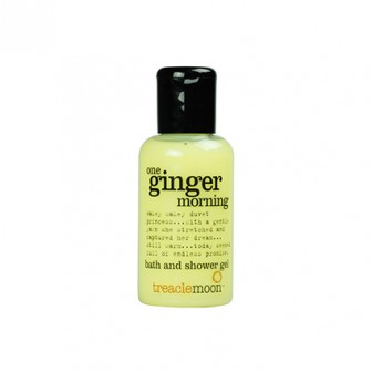Treaclemoon One Ginger Morning Bath and Shower Gel 60ml