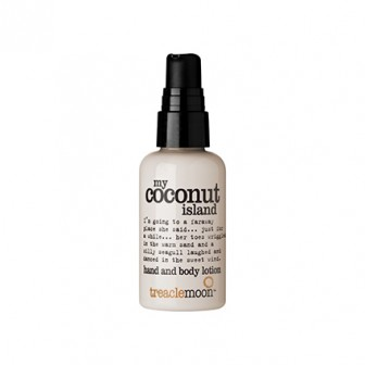 Treaclemoon My Coconut Island Hand and Body Lotion 60ml
