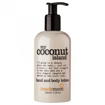 Treaclemoon My Coconut Island Hand and Body Lotion