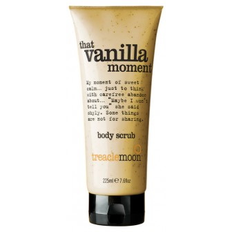 Treaclemoon Vanilla Moment Body Scrub 225ml