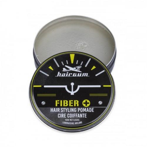 Hairgum Fiber + Pomade 100g