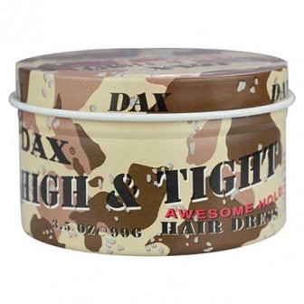 Dax Awesome Hold High & Tight Hair Wax 99g