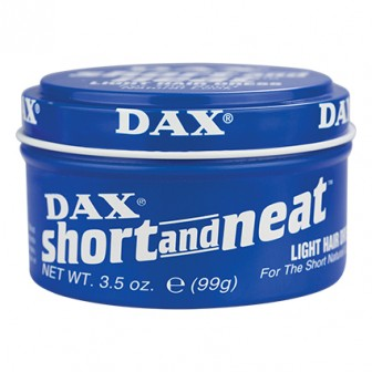 Dax Short & Neat Light Hair Wax 99g