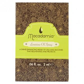 Macadamia Professional Luxurious Oil Spray 2ml Sachet