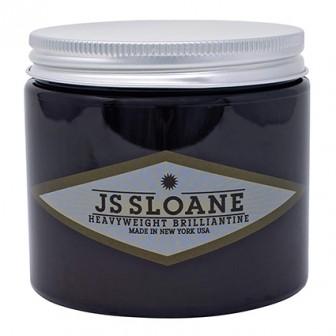 JS Sloane Heavyweight Brilliantine Pomade 473ml