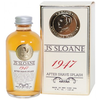 JS Sloane After Shave Splash 1947 118ml