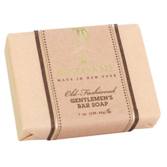 JS Sloane Old Fashioned Gentlemen's Bar Soap